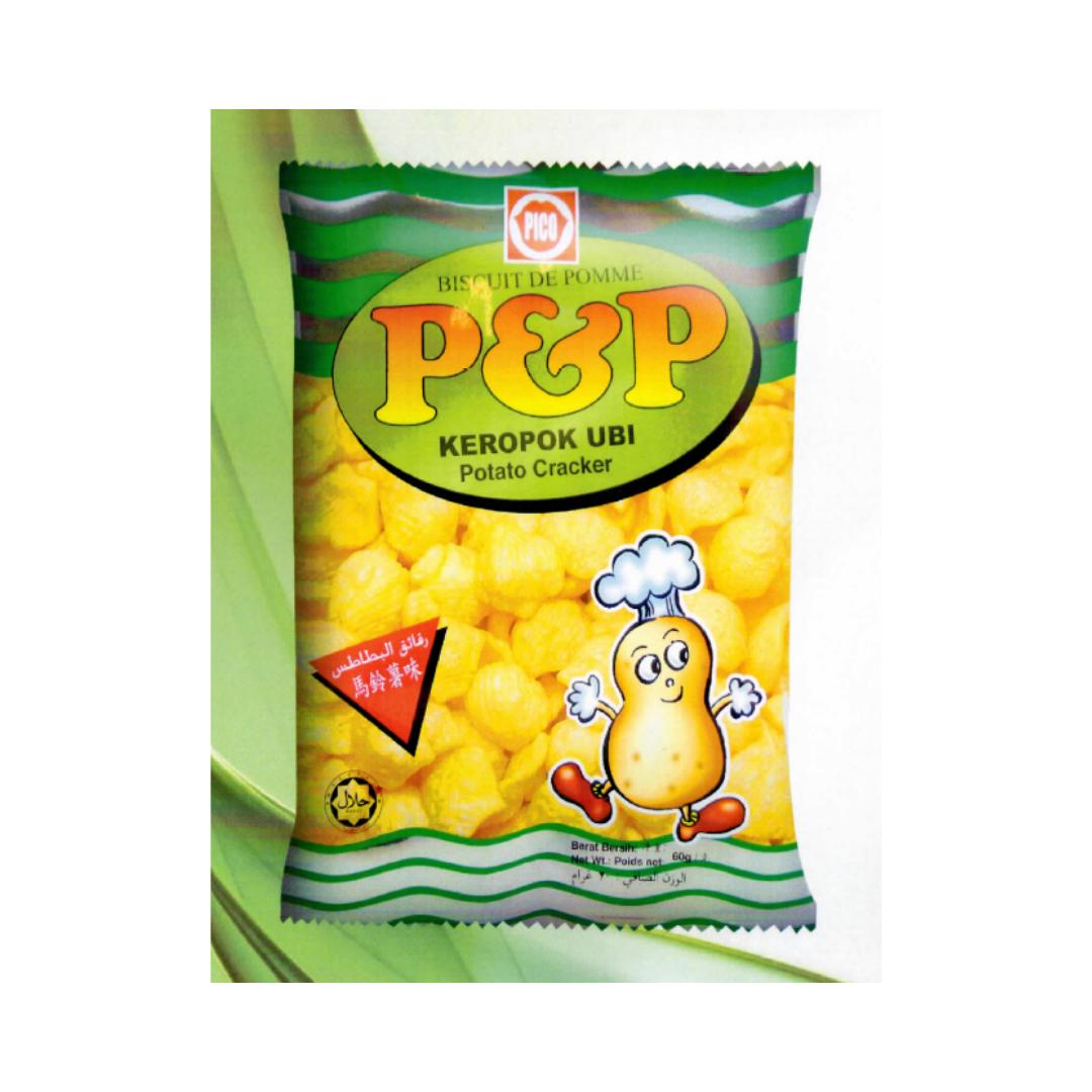 PICO P & P POTATO (60G)