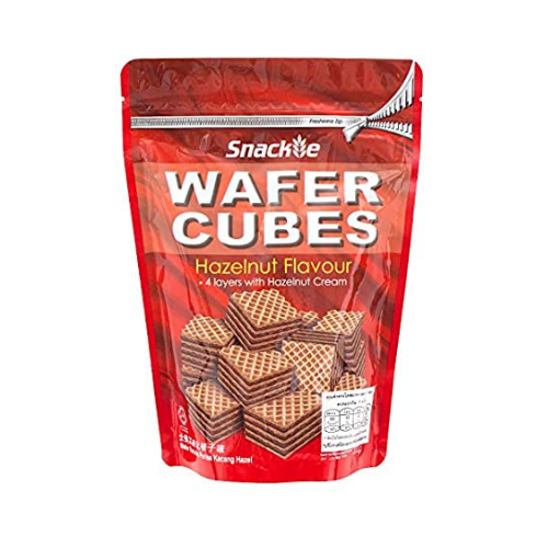 SNACKIE HAZELNUT WAFER