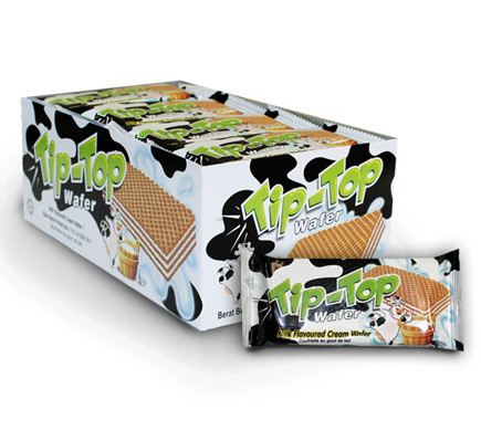 TIP TOP WAFER - MILK