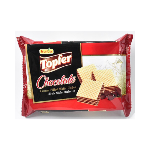 TOPFER CHOCOLATE WAFER CUBES (70G)