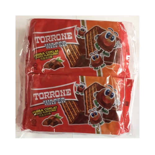 TORRONE CHOCOLATE WAFER