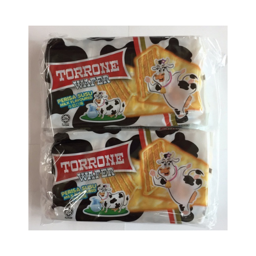 TORRONE MILK WAFER